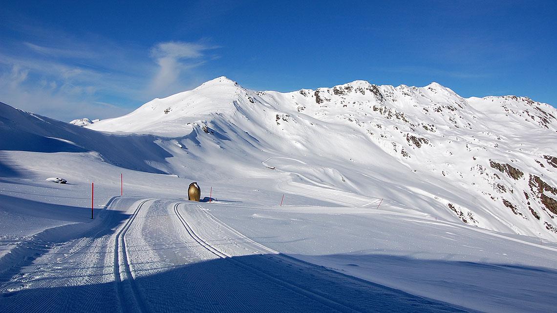 Zillertal-Königsleitenspitze-Wanderweg