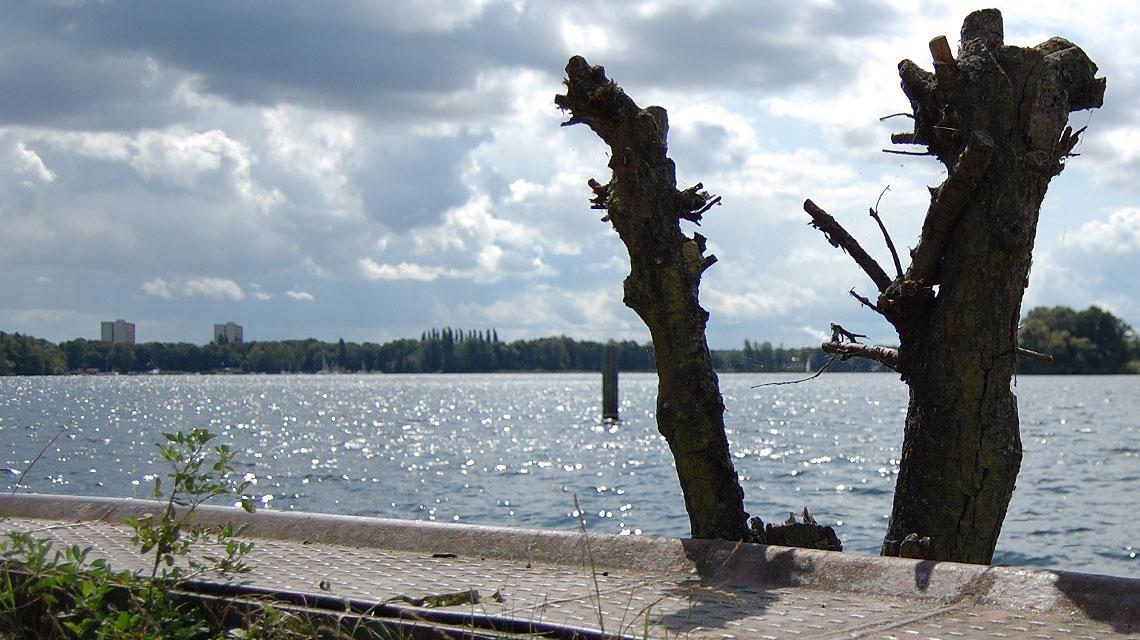 Berlin Tegeler See