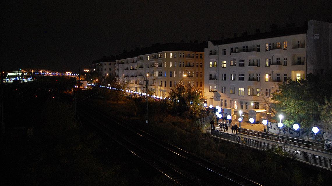 Mauerfall-Berlin-Bornholmer-Straße