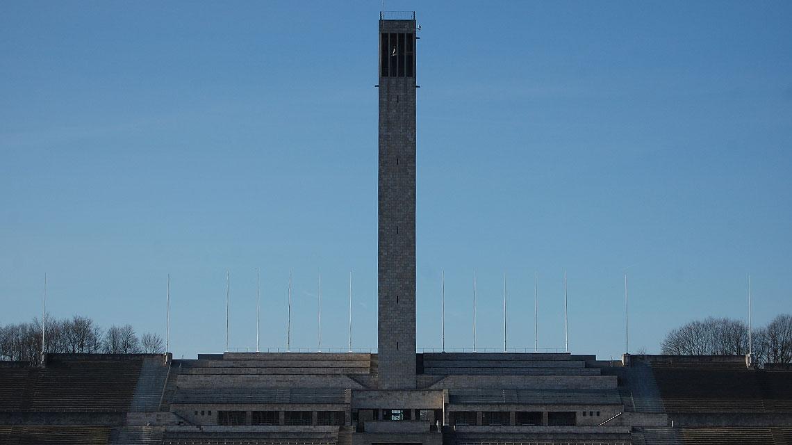 Olympiastadion-Berlin-Glockenturm