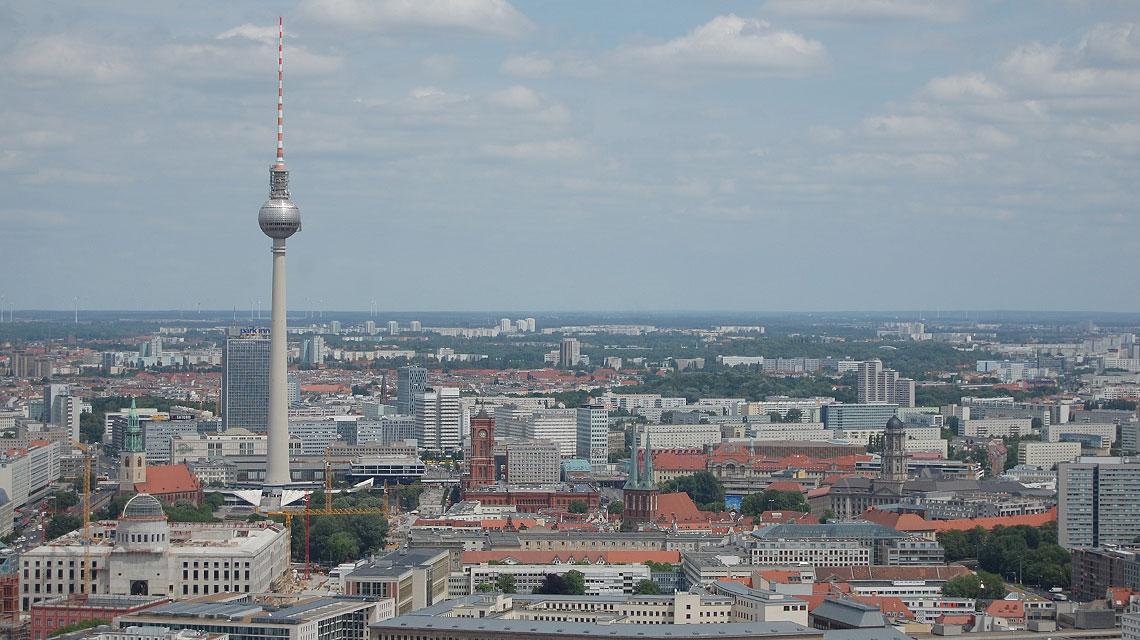 Berlin-Alexanderplatz-Fernsehturm