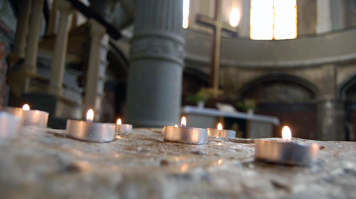 Zionskirche-Altar