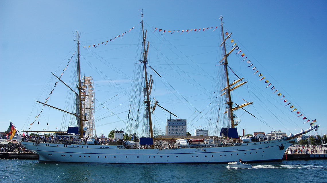 Gorch-Fock-Warnemünde