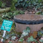 Friedhof-Grunewald-Forst-Grab-Schild