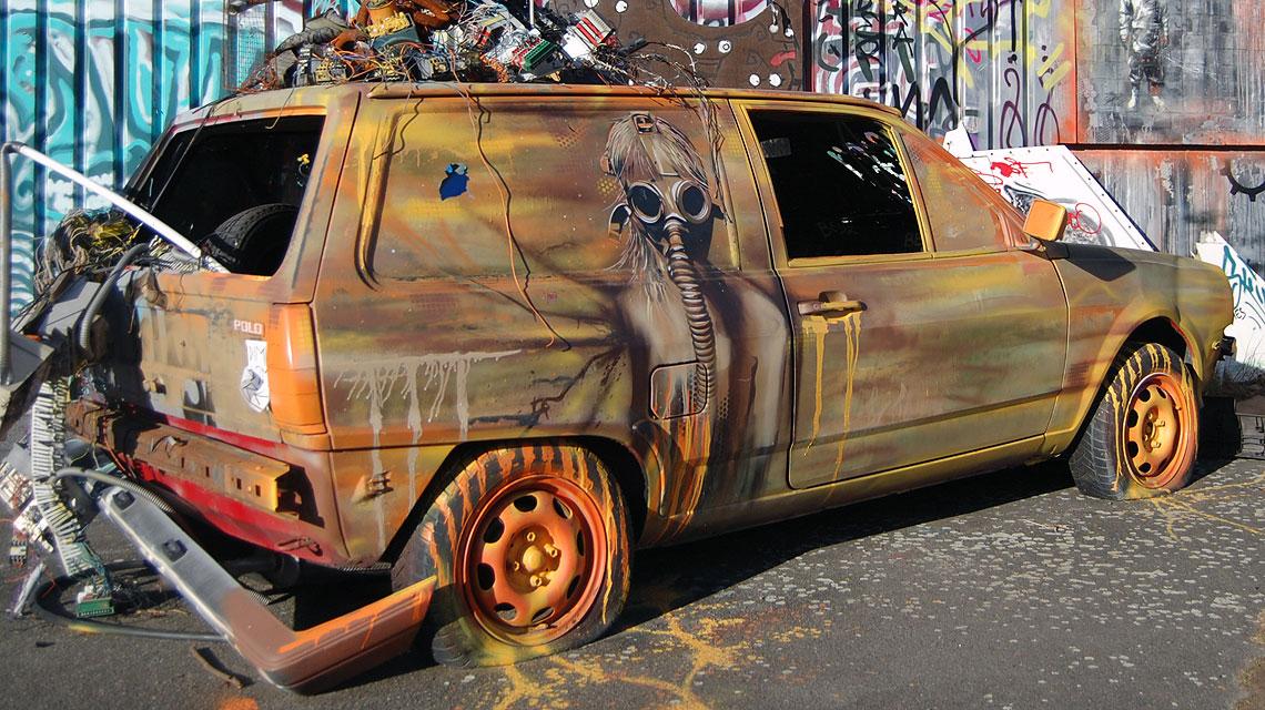Teufelsberg-Berlin-Auto