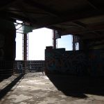 Teufelsberg-Berlin-Graffiti-Halle