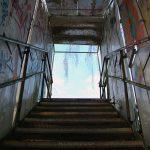 Teufelsberg-Berlin-Graffiti-Treppe