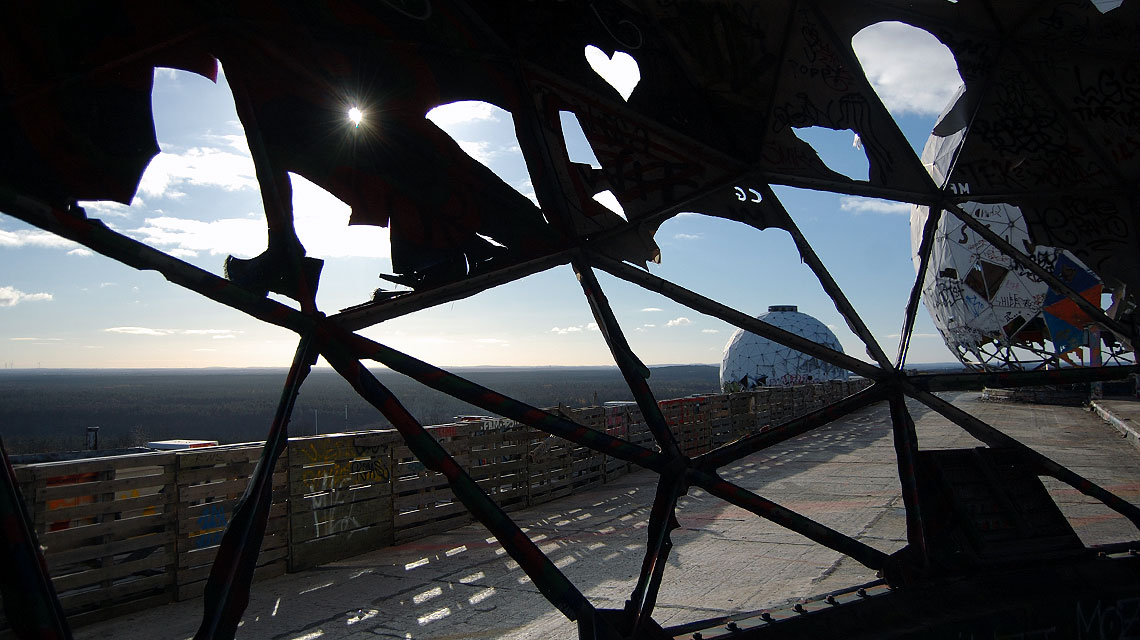 Teufelsberg-Berlin-Lost-Place